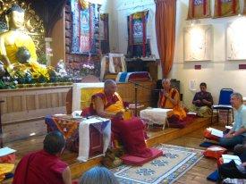 Teachings in Jamyang London