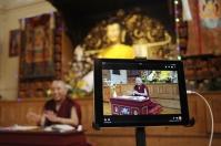Geshe Tashi streaming teachings