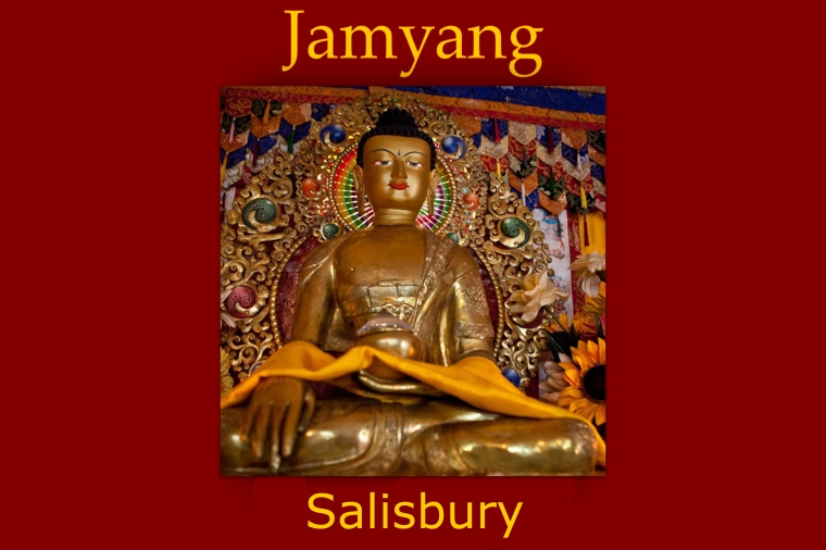 Jamyang Salisbury